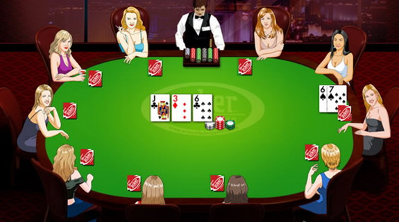 Online Poker Beginner
