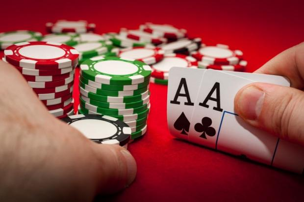 Winning Online Poker Player