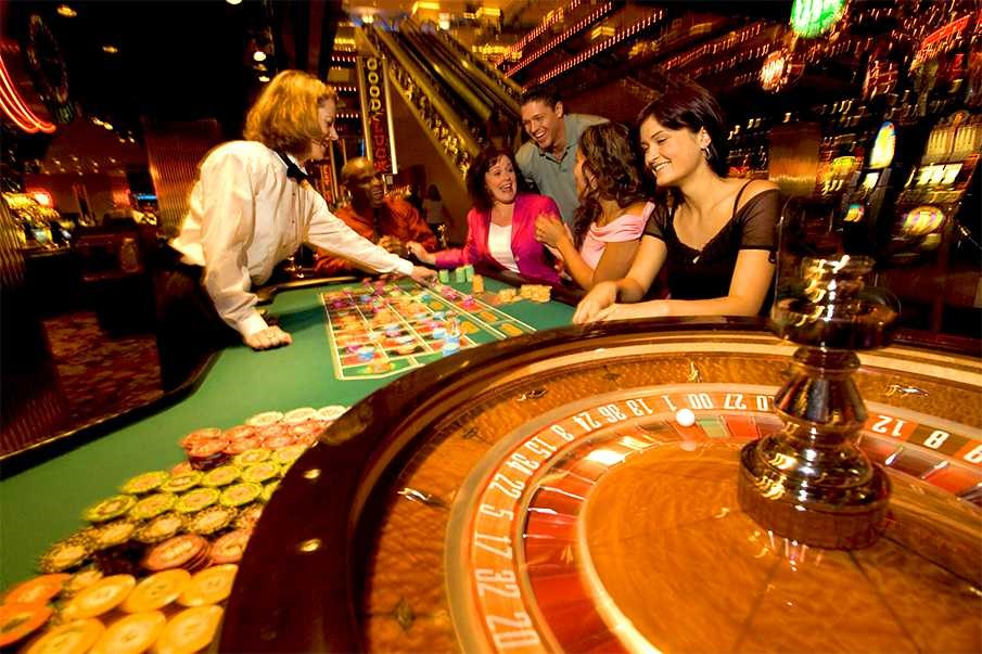Playing on Online Casinos