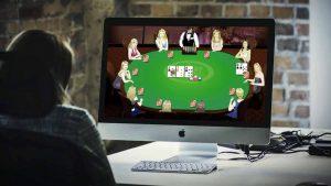 winning in online poker games