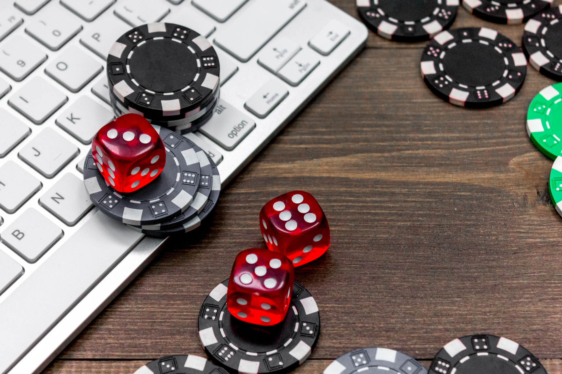 online gambling options