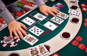 Playing Pokerace99