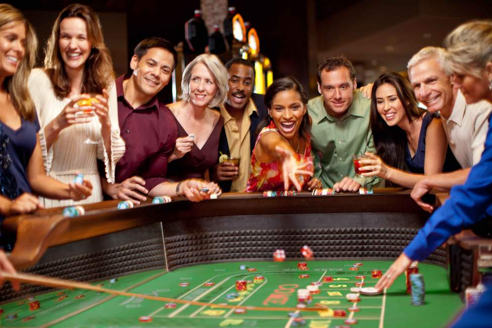 Gambling games